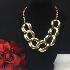 Jewelry - Modern Chain Link Necklace
